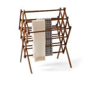 Angus- Antique Quilt Rack