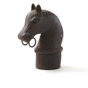 Equine Door Stop
