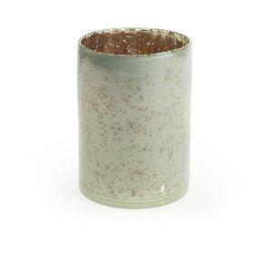 Cherish-Soft White Votive/Vase