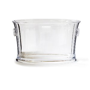 Oval Acrylic Beverage Bucket
