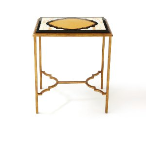 Celine- Gold Accent Table
