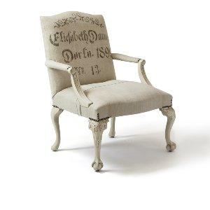 Elizabeth- Upholstered Chair