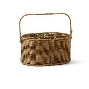 Basket- Woven Cutlery