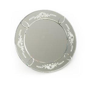 Etched Mirror Charger