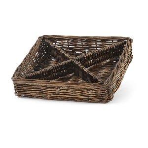Basket- Square Divided Basket