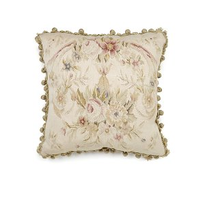 Blush Aubusson Cushion