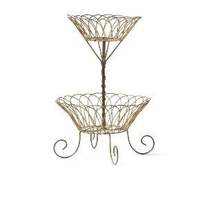 Wire Basket/Stand