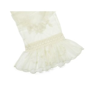 Angelica Sheer Lace Runner