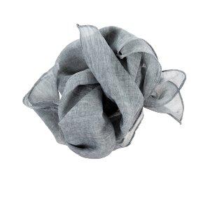Sheer Charcoal Antique Dye Napkin