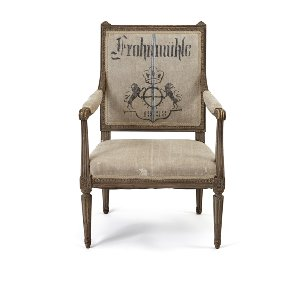 Frankie- French Antique Chair