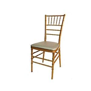 Chiavari Chair- Gold