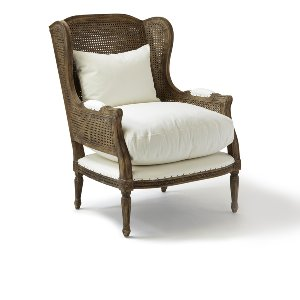 Helena- Wing Chair