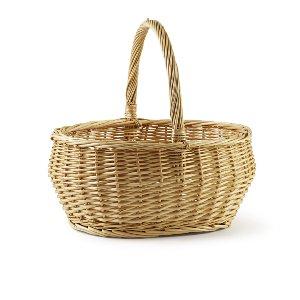 Basket- Large Open Top Picnic