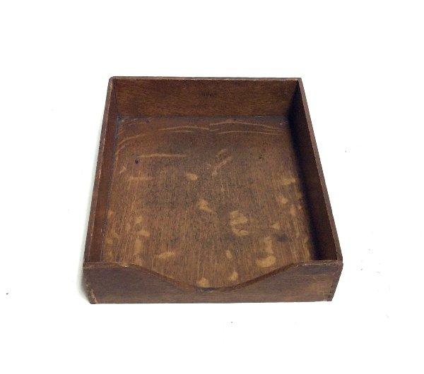 Wooden Paper Holder