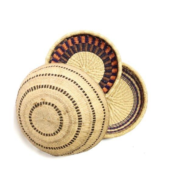 Soft Woven Baskets