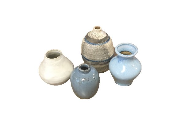 Boho Vase Set