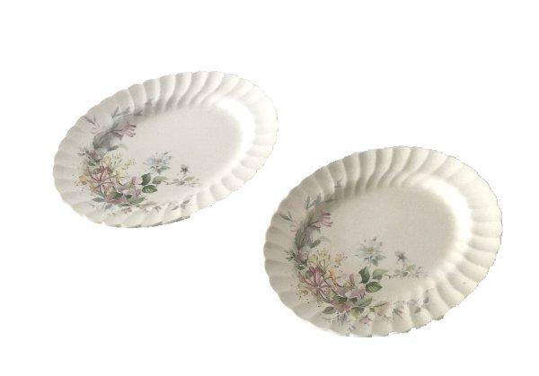 Floral Platter Set