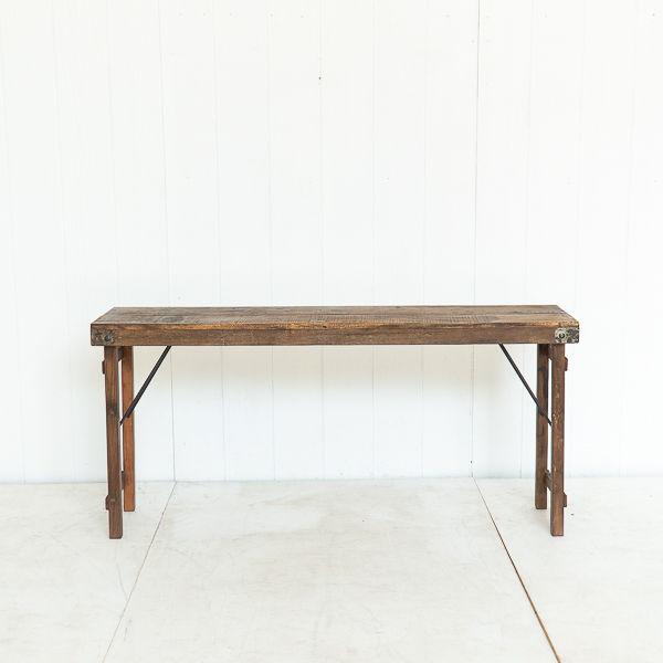 Reclaimed Wood Rustic Stlye Table