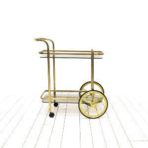 Sherman Bar Cart