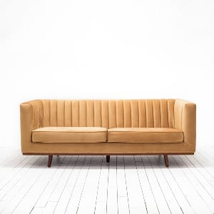 Anna Sofa - Creamsicle