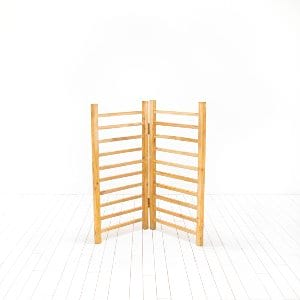 Wood Textile Stand