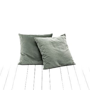 Eucalyptus Velvet Pillows