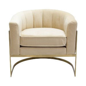 Catherine Chairs - Champagne