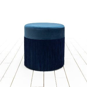 Goldstein Ottomans - Navy
