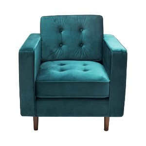 Alfred Chairs - Peacock