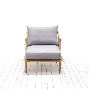 Lucille Chairs - Fog