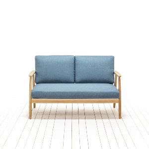 Clifford Loveseat - Chambray