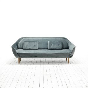 Judy Sofa - Steel Gray