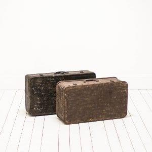 Metal Suitcases