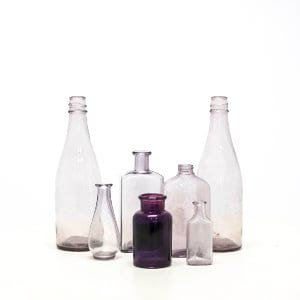 Assorted Purple Glass