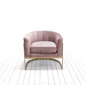 Catherine Chairs - Mauve