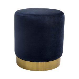 Tate Ottomans - Navy