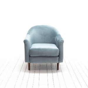 Nova Chairs - Pale Blue
