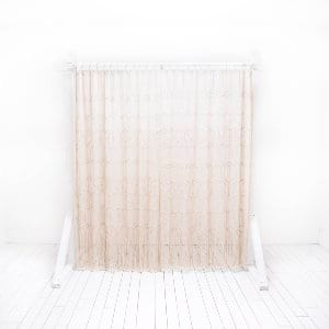 Keeva Macrame Backdrop