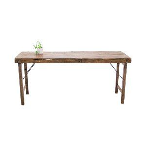 Bentley Narrow 6-Ft Farm Tables