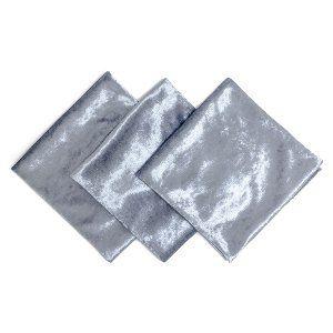 Velvet Napkins - Powder Blue