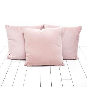 Cherry Blossom Velvet Pillows