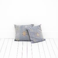 Blue Moroccan Pillows
