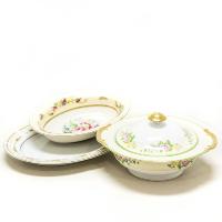 Floral Servingware