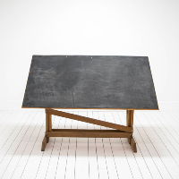 Holden Chalkboard Table