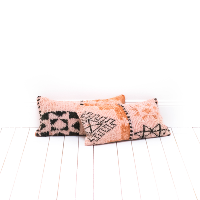 Pink Boujaud Pillows
