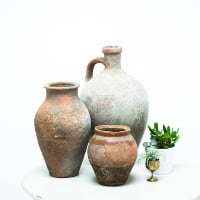 Assorted Turkish Pottery