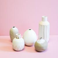 Neutral Ceramic Vessels