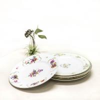 Floral Dinner Plates