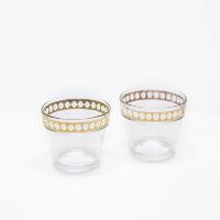Culver Glass Pots