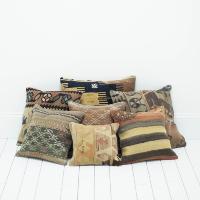 Muted Kilim Pillows